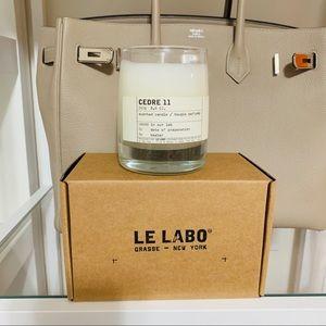 ❌SOLD❌LE LABO Cedre Candle
